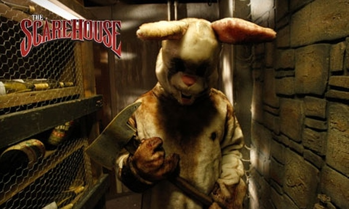 The ScareHouse - Etna - Sharpsburg: $9 for General Admission to The ScareHouse ($18 Value)