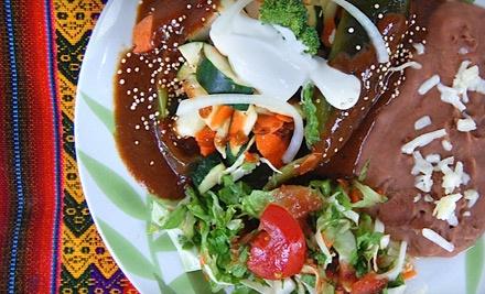 $14 Groupon to Casa Manana Restaurant - Casa Manana Restaurant in San Rafael