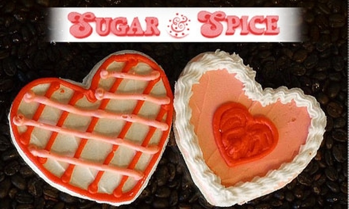 Sugar & Spice - Billings: $7 for $15 Worth of Baked Goods and More at Sugar & Spice