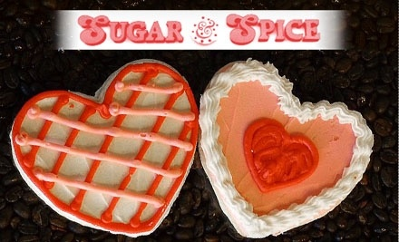 $15 Groupon to Sugar & Spice - Sugar & Spice in Billings