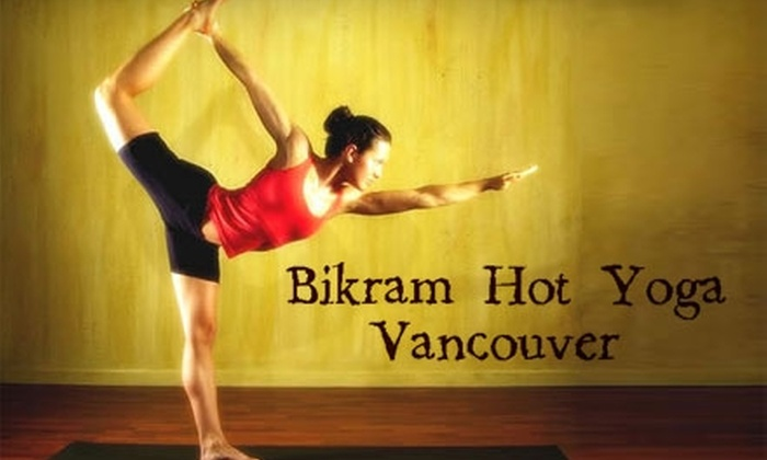Bikram Hot Yoga Vancouver - Portland: $20 for 20 Yoga Classes at Bikram Hot Yoga Vancouver ($240 Value)