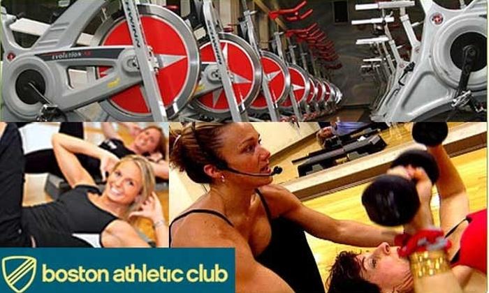 Boston Athletic Club - South Boston: $40 1-Month Membership to Boston Athletic Club