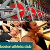 $95 Discount at Boston Athletic Club