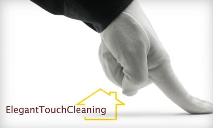 Elegant Touch Cleaning - Las Vegas: $84 for a Three-Hour House Cleaning with Elegant Touch Cleaning