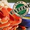 $10 for Fare at Cajun Catfish Company