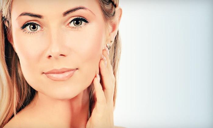 Pearl MediSpa - Beech Grove: Three or Five Diamond Microdermabrasion Facials at Pearl MediSpa (Up to 60% Off)