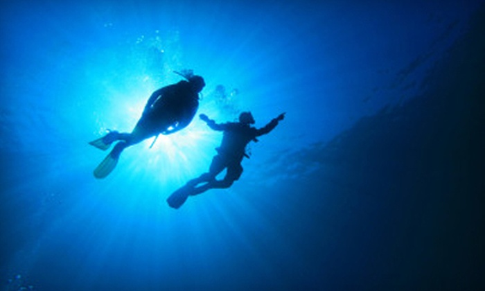 Brampton Scuba - Brampton: Two Open-Water Scuba Dives or Open-Water Certification Course with Advanced Licensing at Brampton Scuba (Up to 59% Off)