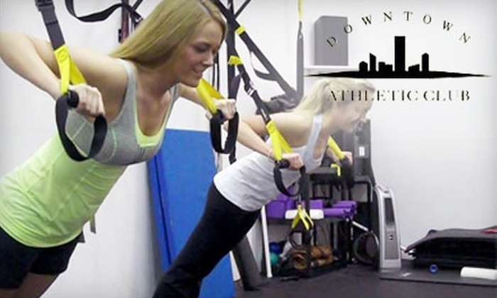 Downtown Athletic Club - Downtown Amarillo: $20 for 10 Fitness Classes at Downtown Athletic Club ($45 Value)