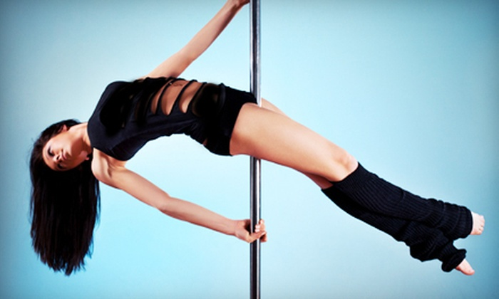 Foxy Fitness and Pole - Chelsea: 2, 5, or 10 Pole-Dancing or Pole-Flex Fitness Classes at Foxy Fitness and Pole (Up to 78% Off)