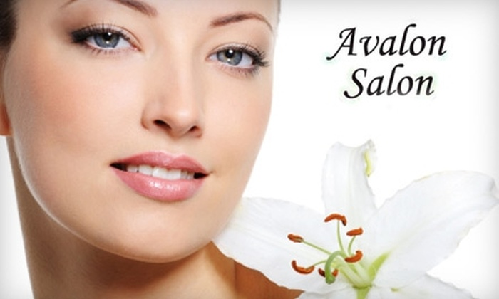 Avalon Salon & Tanning - Morningside: $40 for a Microdermabrasion Facial at Avalon Salon & Tanning
