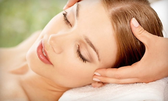 Happy Foot Spa 2015 - Multiple Locations: Foot Reflexology or Massage and Facial at Happy Foot Spa