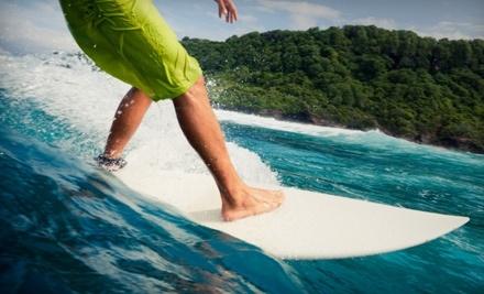 Sol Surfers Surf Camp - Sol Surfers Surf Camp in Folly Beach