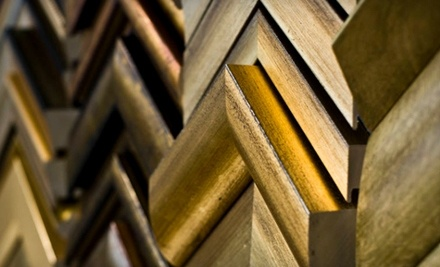 $100 Groupon to Wall Space Gallery and Framing - Wall Space Gallery and Framing in Ottawa