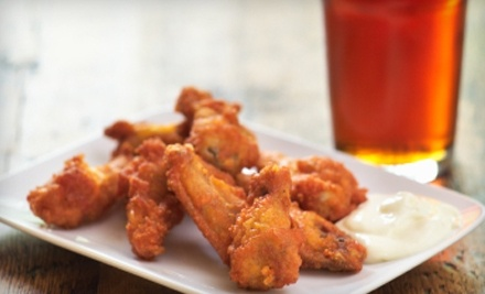 $30 Groupon to 1st and 10 Sports Bar & Grill - 1st and 10 Sports Bar and Grill in New Milford