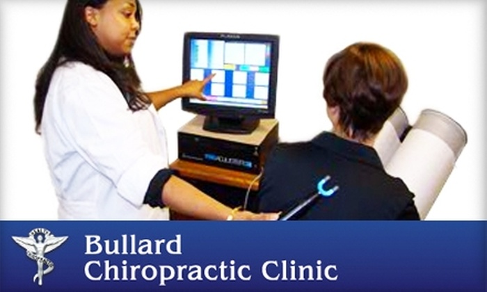 Bullard Chiropractic Clinic  - Clovis: $39 Consultation, Exam, X-rays, Pro-Adjuster Scan, and Report of Findings at Bullard Chiropractic Clinic ($230 Value)
