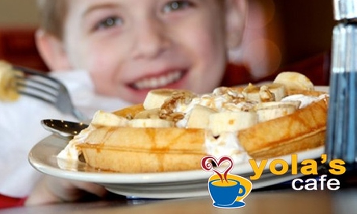 Yola's Café - Madison: $7 for $14 of Coffee, Sandwiches, and More at Yola's Café