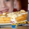 Half Off Coffee and Sandwiches at Yola's Café