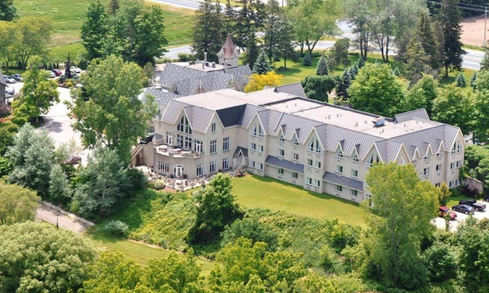 Elm Hurst Inn & Spa - Ingersoll, Ontario: One- or Two-Night Stay with Dining Credit at Elm Hurst Inn & Spa in Ontario
