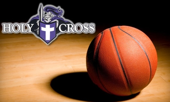 Holy Cross - College Hill: $10 for Two General-Admission Tickets to a Holy Cross Men's or Women's Basketball Game ($20 Value). Five Dates Available.