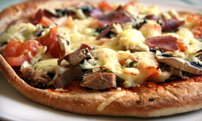 Partners II Pizza - Multiple Locations: $7 for $15 Worth of Gourmet Pizza and Italian Fare at Partners II Pizza