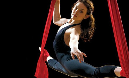 A Semiprivate Aerial-Fitness Class for 1 Person (a $60 value) - Cirque Style Fitness in Santa Monica