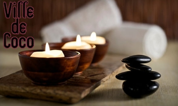 Ville de Coco - Waikiki: $75 for a 30-Minute Refresh Facial, Plus a 60-Minute Deep-Relaxation Massage at Ville de Coco ($170 Value)
