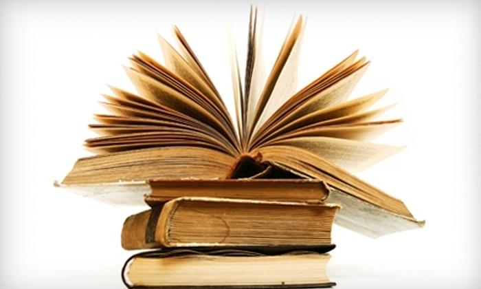 Gnu Books - Multiple Locations: $10 for $25 Worth of Used Books or $7 for $15 Worth of Used Books and More at Gnu Books in Ajax and Oshawa