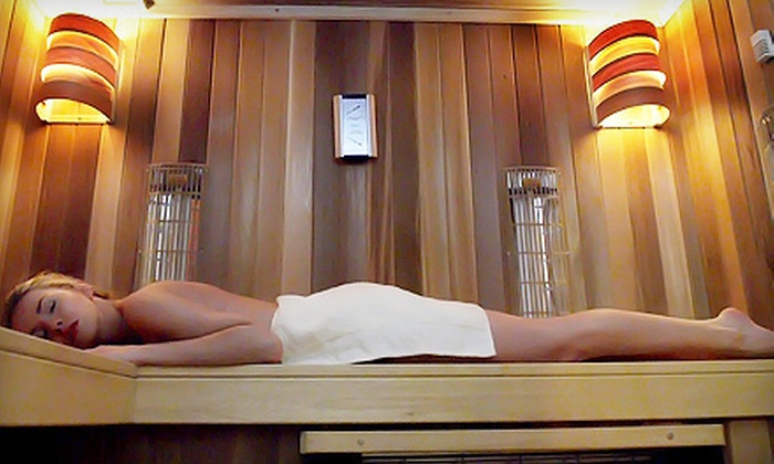 Body Ray's Tanning Salon - Kitsilano: Two Mystic Tans or Infrared-Sauna Sessions or Tanning Package with Six UV Tans at Body Ray's Tanning Salon (Up to 75% Off)