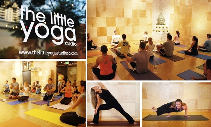 The Little Yoga Studio - Cortez: One Month of Unlimited Classes at The Little Yoga Studio