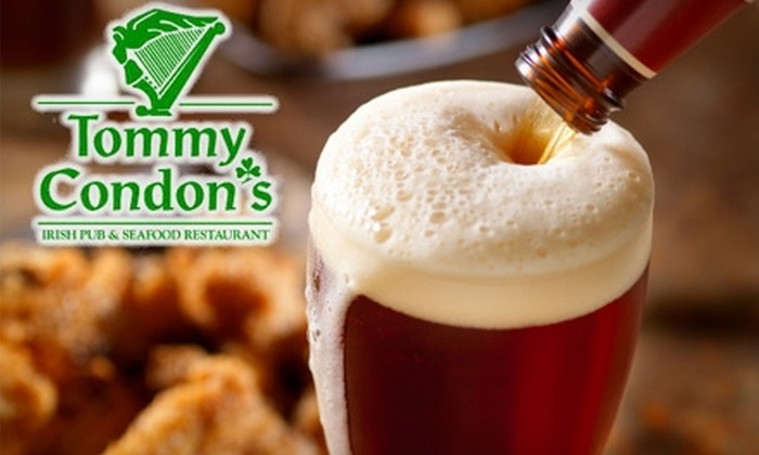 Tommy Condon's - Downtown: $6 for $12 Worth of Pub Fare and Pours at Tommy Condon's