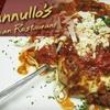 Half Off at Pannullo's Italian Restaurant