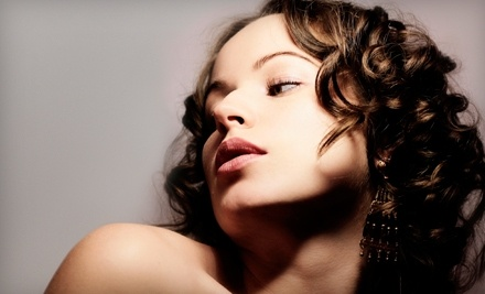 $60 Groupon to Euphoria Salon and Spa - Euphoria Salon and Spa in Victor