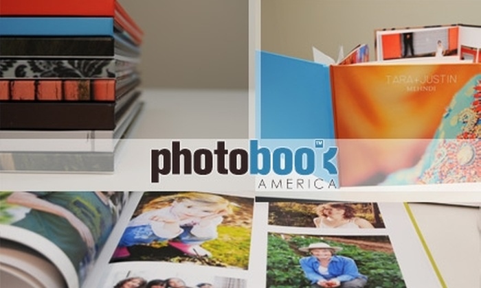 Photobook America - San Francisco: $35 for $115 Worth of Keepsake Books from Photobook America