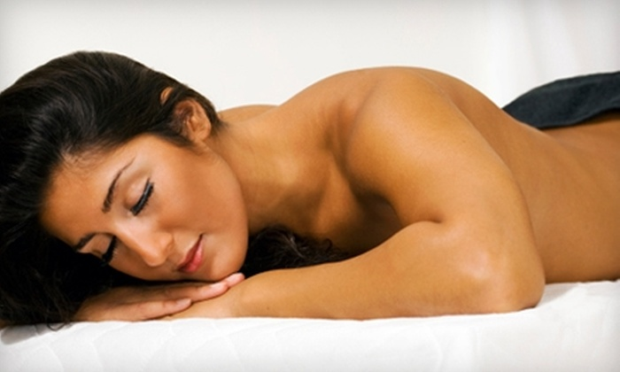 Exhale Mind Body Spa - Near North Side: Fitness Classes or Spa Services at Exhale Mind Body Spa. Two Options Available.