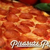 $10 for Pies and More at Pleasure Pizza