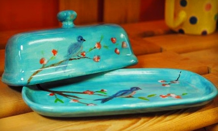 Clay Fusion - Wake Forest: $15 for $30 Worth of Paint-Your-Own Pottery at Clay Fusion in Wake Forest