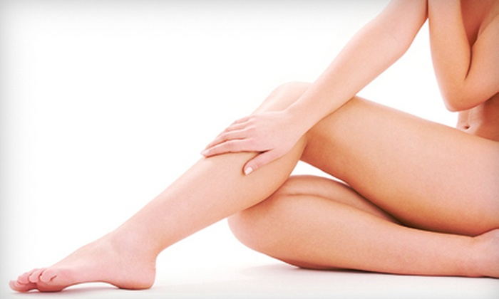 SolutionZ - Clearwater: One or Two Laser Spider-Vein Removal Sessions at SolutionZ in Largo (Up to 82% Off)
