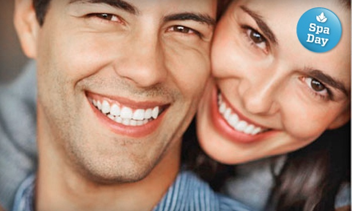 DaVinci Teeth Whitening - Multiple Locations: $99 for a 60-Minute Laser Teeth-Whitening Treatment from DaVinci Teeth Whitening ($317 Value)