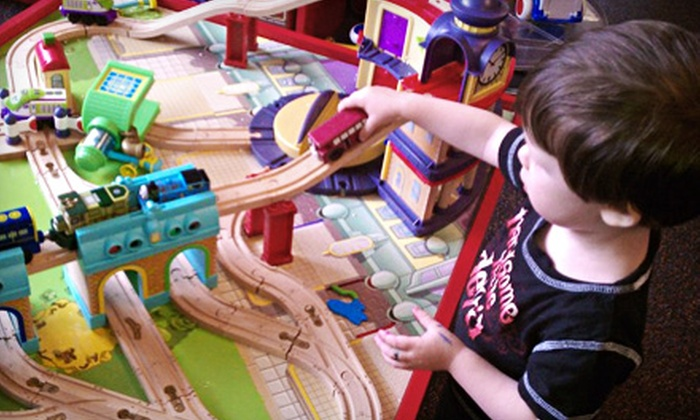 Giant Steps - Fairfield: $10 for $20 Worth of Toys at Giant Steps