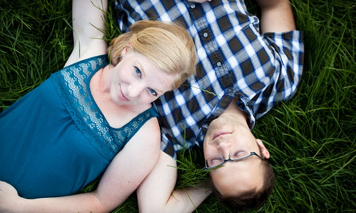 BethLaurren Photography - Wheaton: $80 for a Portrait Package with Photo Shoot, Prints, and CD of Photos from BethLaurren Photography in Wheaton ($361.96 Value)