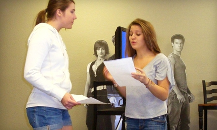 Life's A Stage Acting Studio! - Camelback East: $80 for Eight Weeks of Acting Classes at Life's A Stage Acting Studio