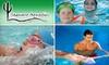 Saguaro Aquatics - Multiple Locations: Swim Lessons or Kids' Aquatic Boot-Camp Classes at Saguaro Aquatics. Choose Between Two Options.