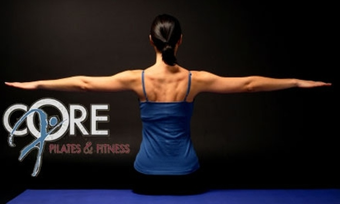 Core Pilates and Fitness - Carmel: $29 for Five Cardio, Yoga, Ballet Barre, Or Dance Classes at Core Pilates and Fitness in Carmel ($60 Value)