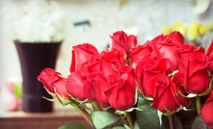 $60 Groupon for Floral Arrangements - Wild Orchid Florist in Staten Island
