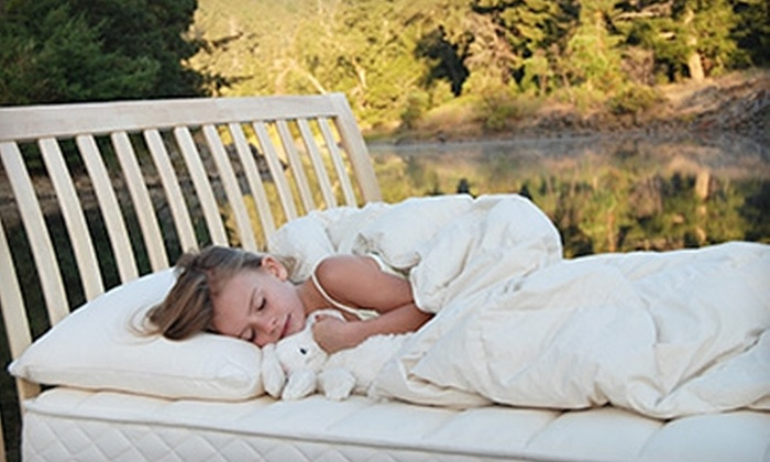 FoamOrder - Multiple Locations: $75 for $210 Toward an Organic Mattress at FoamOrder
