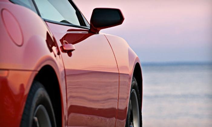 Fun Unlimited - Coeur d'Alene: Mini Detail for Car, Truck, SUV, or Van at Fun Unlimited in Coeur d'Alene (Half Off)