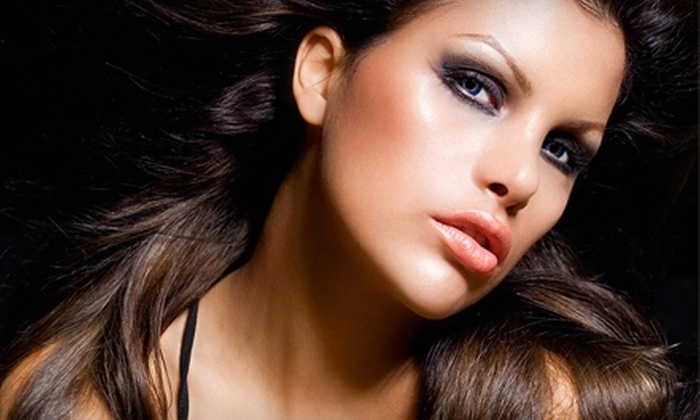 Vogue College of Cosmetology - Multiple Locations: $20 for $40 Worth of Hair, Skin, and Nail Services at Vogue College of Cosmetology