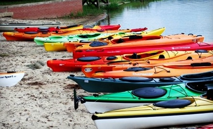 The Wilderness Way: Kayak Mini-Trip Eco-Adventure - The Wilderness Way in Crawfordville