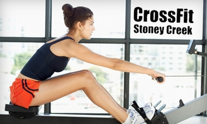 CrossFit Stoney Creek - Lakely:  $39 for One-Month Unlimited Membership to CrossFit Stoney Creek ($158.20 Value)