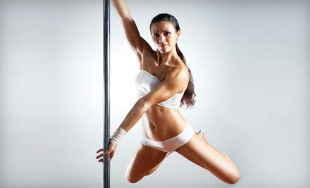 1 Co-Ed Pole Dancing Class (a $25 value) - The Vertical Barre in Lafayette